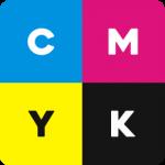 cartão de visita uber modelo 01 - formato CMYK