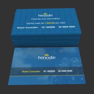 Cartão de Visita Hinode Modelo 01