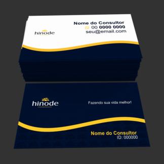 Cartão de Visita Hinode Modelo 02