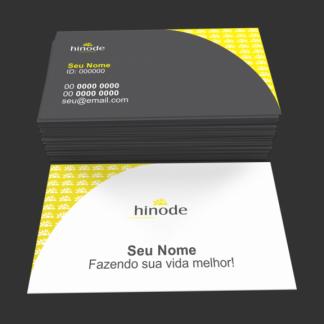 Cartão de Visita Hinode Modelo 03