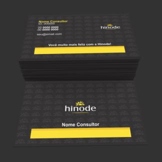 Cartão de Visita Hinode Modelo 04